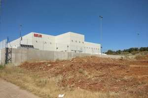 Industrial plot for sale in Guarromán, Jaén.