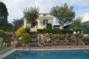 Chalet for sale in Montealcedo, L´Eliana, Valencia.
