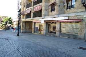 商业物业 进入 Centro, Salamanca.