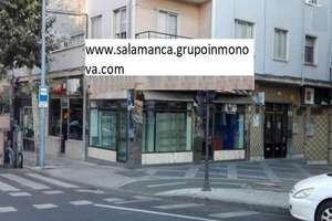 Commercial premise in Avenida Federico Anaya, Salamanca.