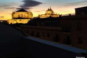 耳房 进入 San Esteban, Salamanca.
