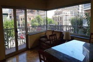Plano em Puerta Zamora, Salamanca.