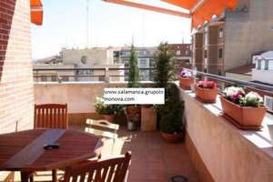Penthouse for sale in Plaza España, Salamanca.