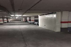Parking space in Alto Del Rollo, Salamanca.