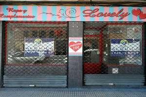 Local comercial en Paseo Comuneros, Salamanca.