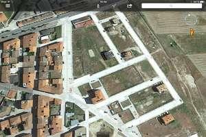 城市积 出售 进入 Avda de Bejar, Ciudad Rodrigo, Salamanca.