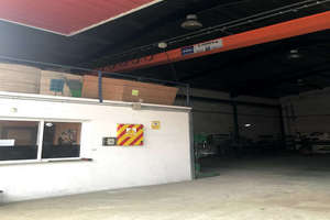 Warehouse for sale in Poligono, Ciudad Rodrigo, Salamanca.