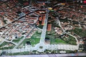 Urban plot for sale in Alhaurín el Grande, Málaga.