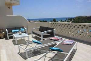 Penthouse for sale in Playamar, Torremolinos, Málaga.