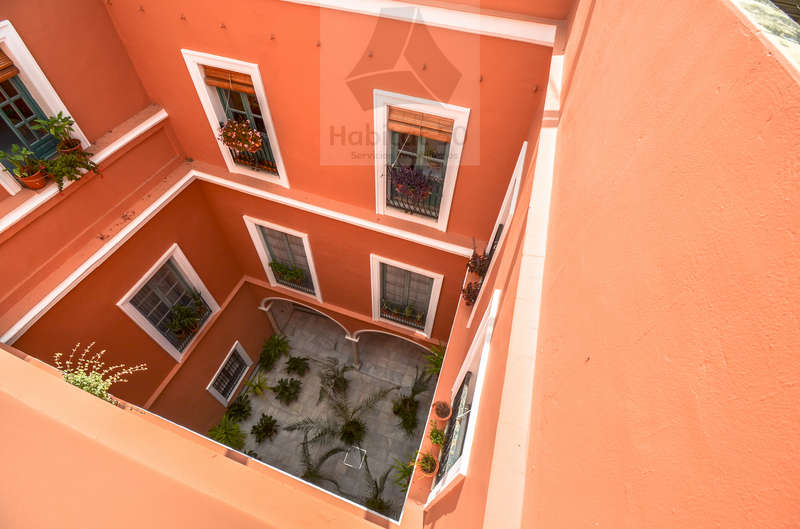 Apartamento en alquiler en san vicente casco antiguo for Apartamentos para alquilar en sevilla centro