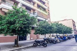 平 进入 Nervión, Distrito Nervión, Sevilla.