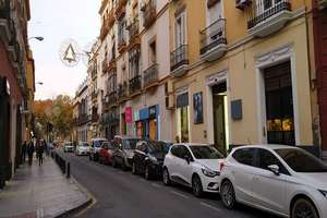 Apartamento en San Lorenzo - Gavidia, Casco Antiguo, Sevilla.