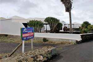 情节 出售 进入 Teguise, Lanzarote.