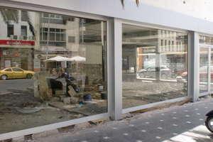 Geschäftslokal in Arrecife, Lanzarote.