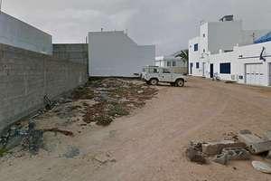 Plot for sale in La Graciosa, Teguise, Lanzarote.
