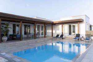 别墅 豪华 出售 进入 El Cable, Arrecife, Lanzarote.