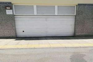 Parking space for sale in Arrecife, Lanzarote.