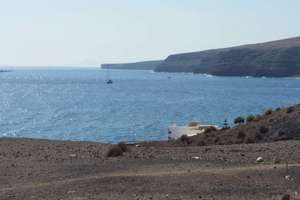 Plot for sale in Playa Quemada, Yaiza, Lanzarote.