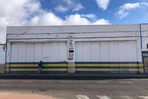 Warehouse for sale in Arrecife, Lanzarote.