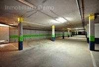 Parking space in Corona Sta Cristina, Blanes, Girona.