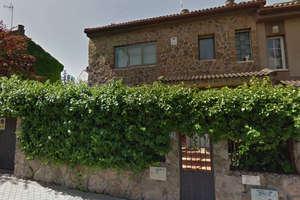 Semidetached house for sale in Pozuelo Estación, Pozuelo de Alarcón, Madrid.