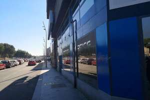 Commercial premise in Usera, Madrid.