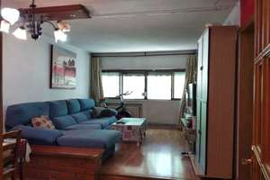 Flat for sale in Orcasitas, Usera, Madrid.