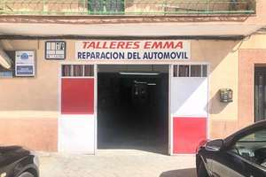 Warehouse for sale in Opañel, Carabanchel, Madrid.
