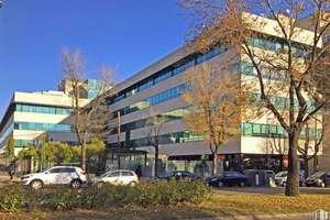 Office in Simancas, San Blas, Madrid.