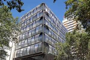 Office in Hispanoamérica, Chamartín, Madrid.