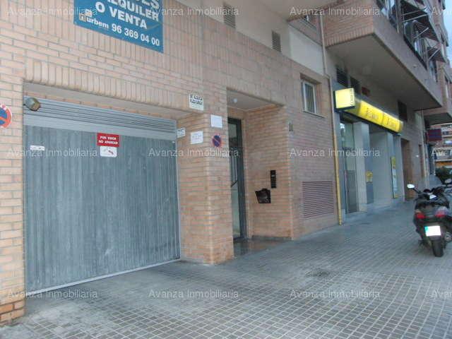 Plaza de garaje en alquiler en benicalap valencia 40 - Alquiler plaza garaje valencia ...