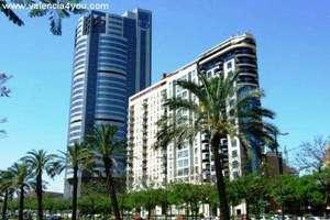 酒店公寓 进入 Campanar, Valencia.