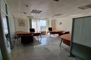 办公室 进入 Campanar, Valencia.
