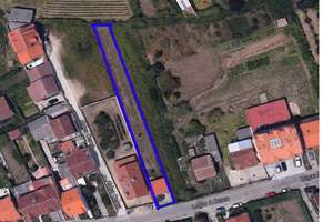 Plot for sale in Casco Urbano, Vilanova de Arousa, Pontevedra.