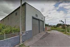 Nave industrial en Vilanova de Arousa, Pontevedra.