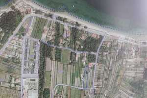 Terreno vendita in Las Sinas, Vilanova de Arousa, Pontevedra.