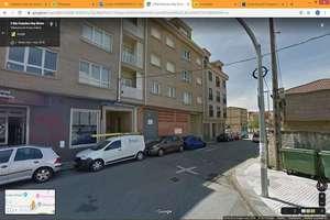Parking space in Vilanova de Arousa, Pontevedra.