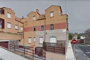 Parking space in Las Sinas, Vilanova de Arousa, Pontevedra.